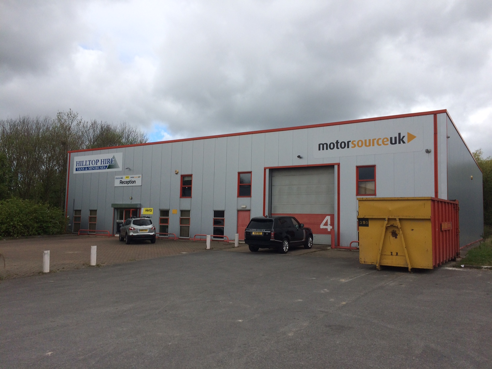 Commercial Property Unit 4 Durham Industrial Distribution