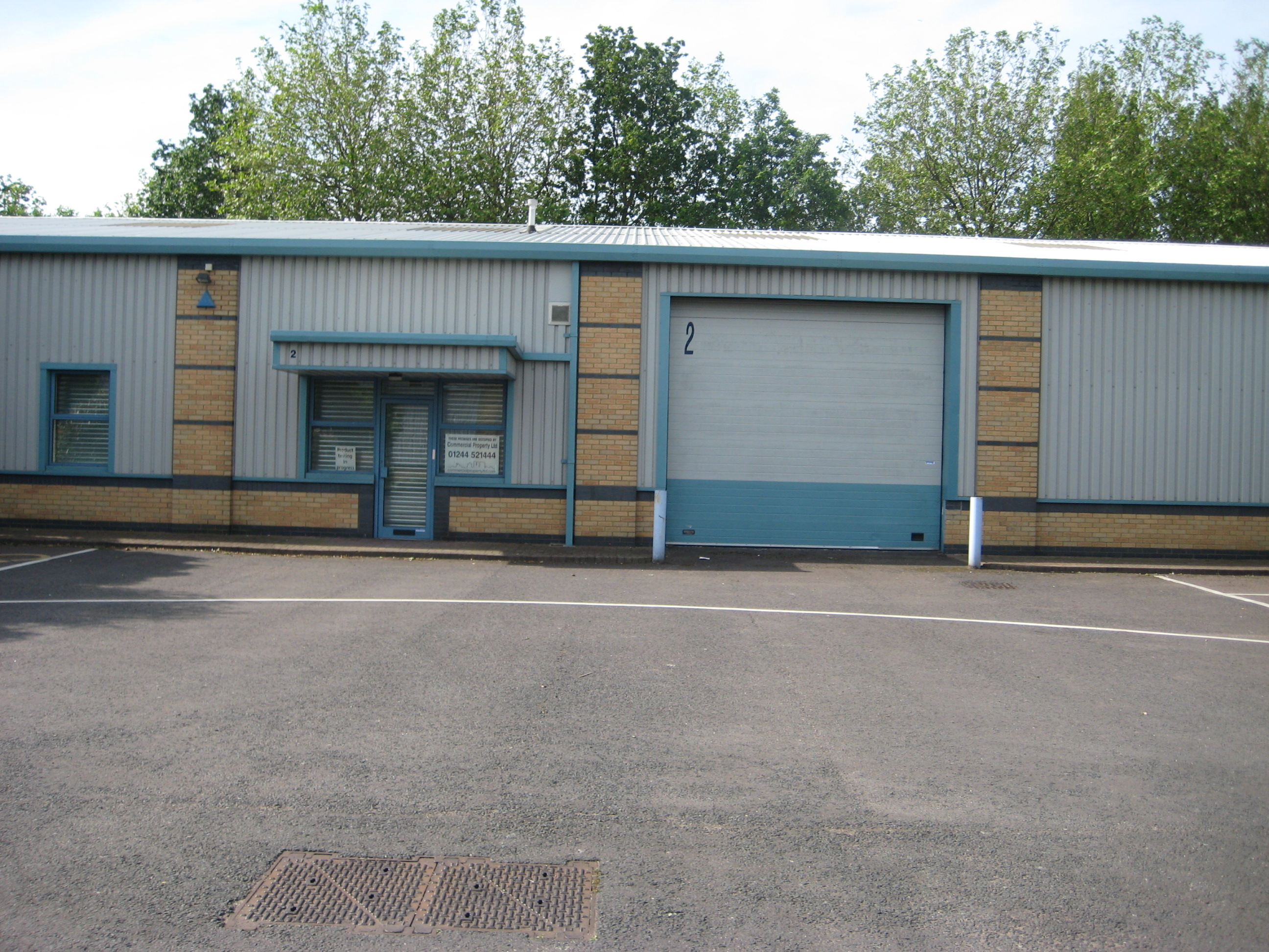 Image of Unit 2<Br />Littlers Point<Br />Trafford Park<Br />Manchester