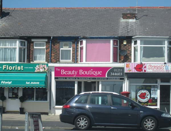 Blackpool Property Rent