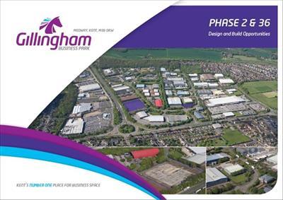 Phase 2 & 36 Gillingham Business Park,  Gillingham,  ME8 0QH