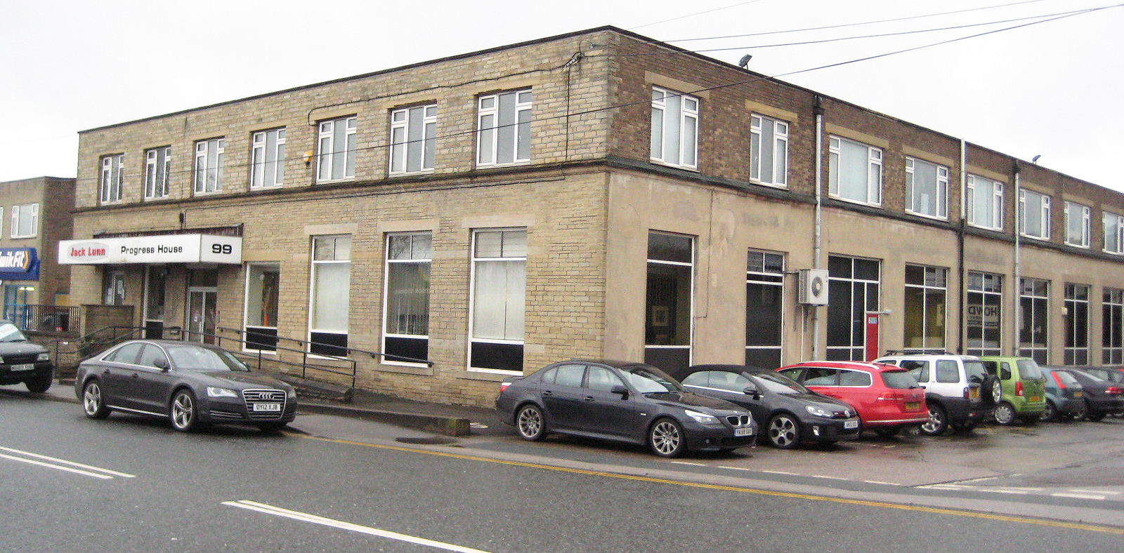 Commercial Property Pudsey Leeds