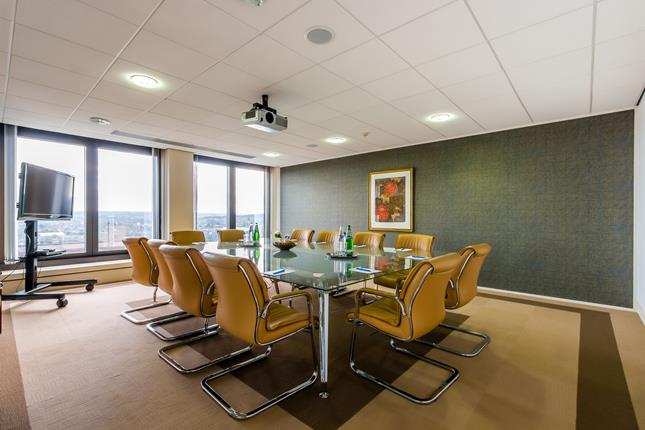 Commercial Property - Regus, Bank of America, Bromley