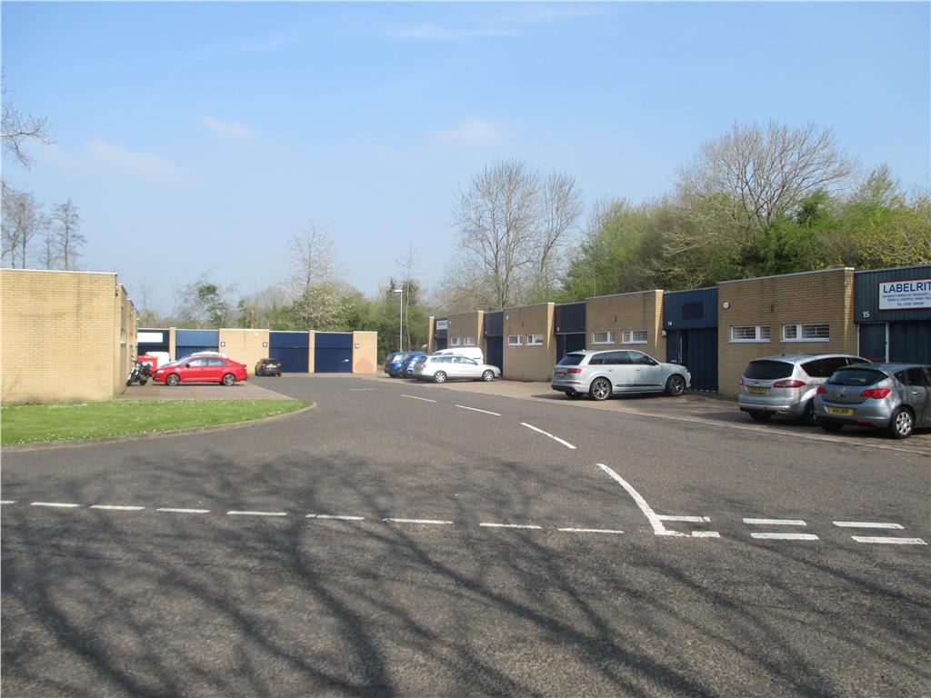 Image of Manorside Industrial Estate Walkers Road<Br />Redditch<Br />B98
