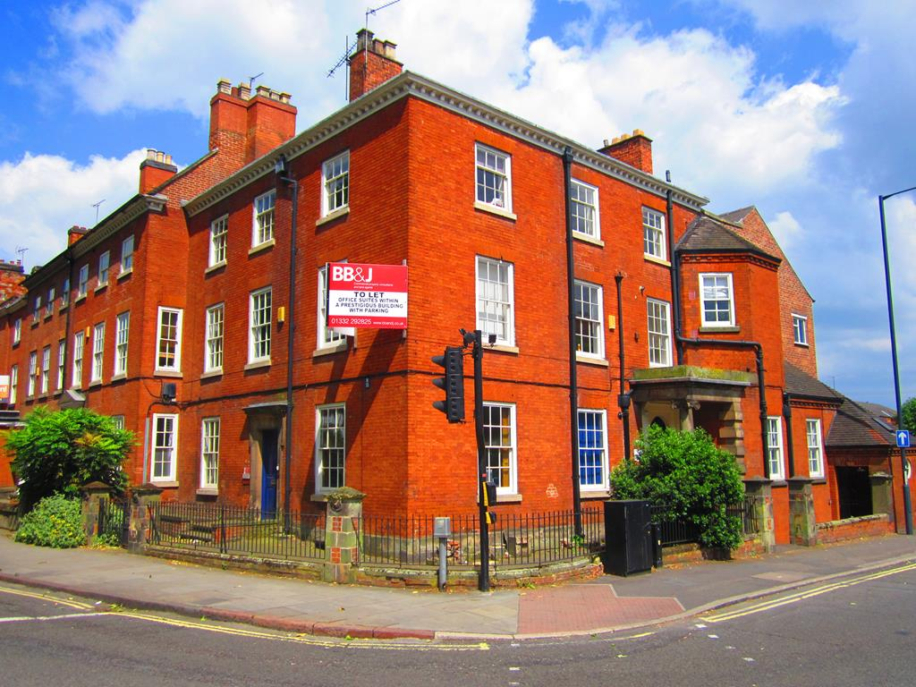 1 Bridge Street, Derby